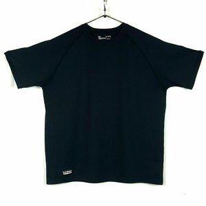 Under Armour 1005684 Mens T-Shirt Size XL Black UA